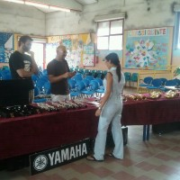 Ottavini e flauti Yamaha