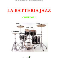 COMPING 1 FOR JAZZ DRUMS