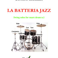 SWING SOLOS FOR SNARE DRUM 1