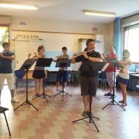 Prova flute ensemble